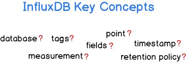 InfluxDB key concepts