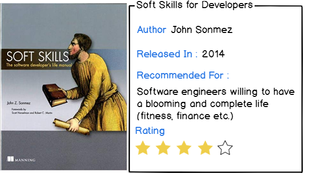 Tenth book : soft skills