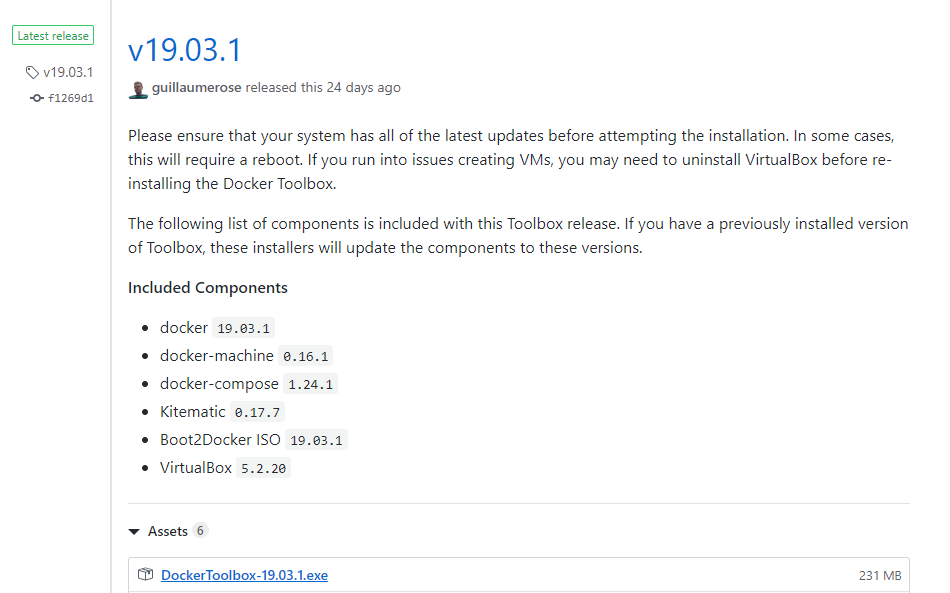 How To Install Docker on Windows 7/8/10 Home and Pro