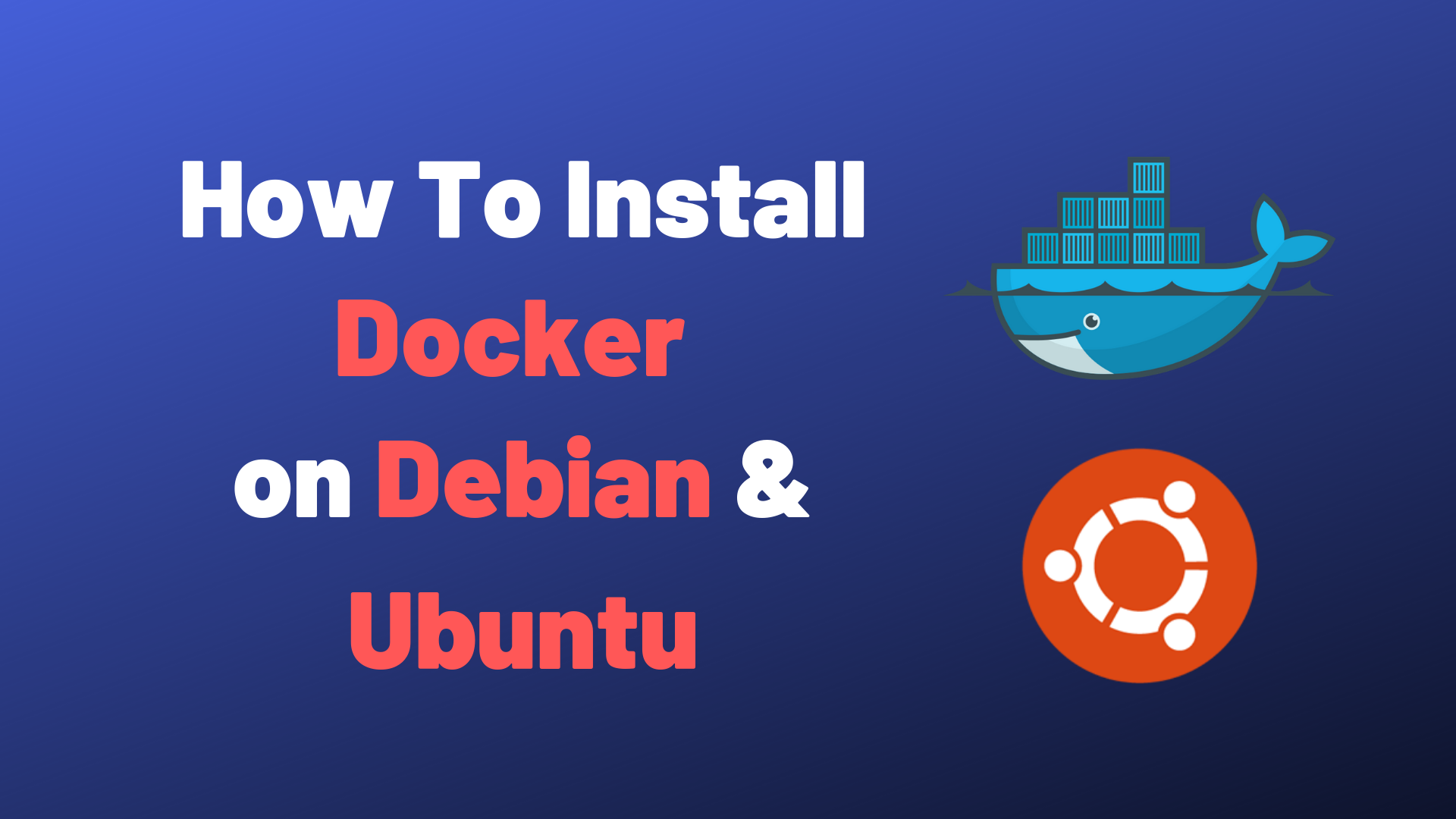 How To Install Docker On Ubuntu 18 04 Debian 10 Devconnected