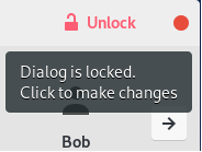 Unlock adding a user on Debian 10