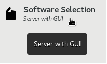 Software selection option