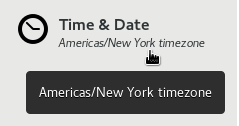 Changing the time and date