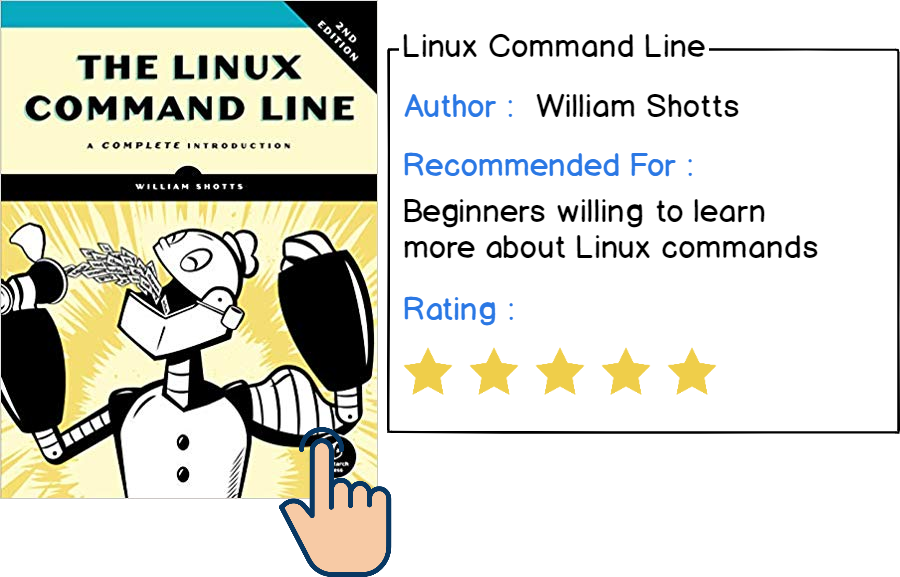 The Linux Command Line - linux books