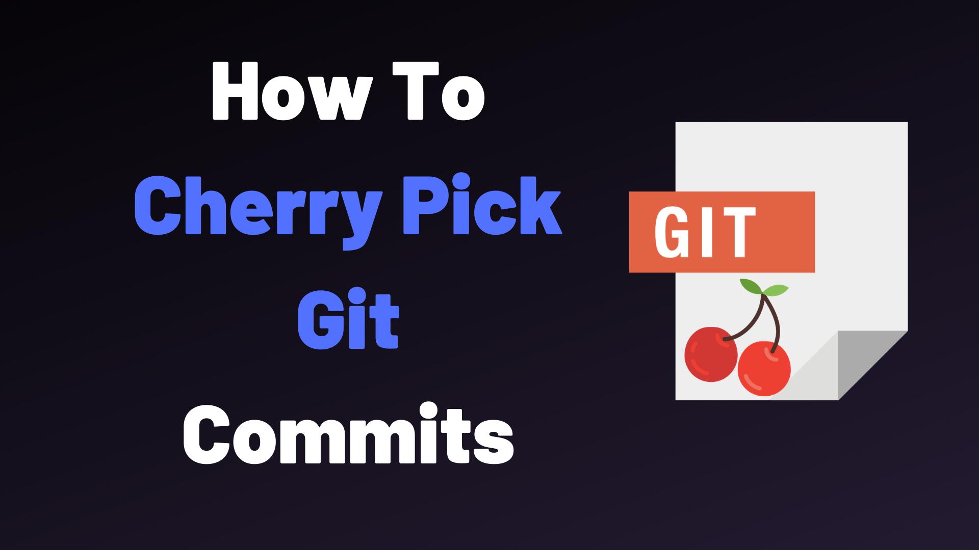 git cherry-pick single file