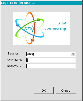 XRDP connection from Windows to Ubuntu