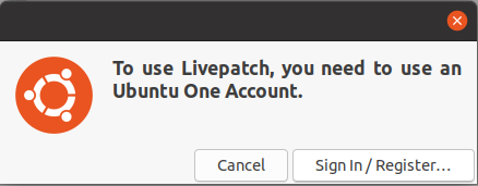 create ubuntu one account