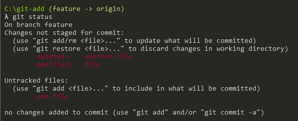 git add all deleted files
