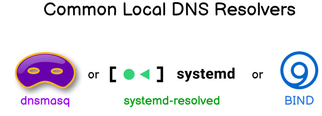 local dns resolvers